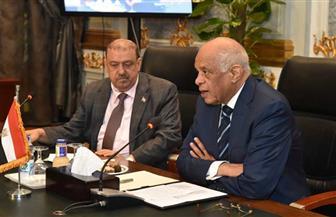 علي عبد العال يبحث مع رئيس النواب اليمني التنسيق والتعاون المشترك