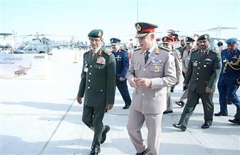 رئيس الأركان يعود من الإمارات عقب مشاركته في معرض دبي الدولي للطيران 2019