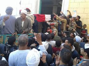 محافظ المنيا ينعي شهيد الواجب الوطني ابن مركز ملوي