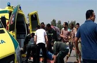 إصابة 23 في حادث تصادم بالبحيرة