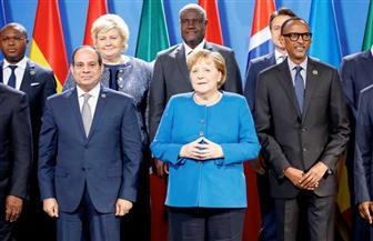 أنجيلا ميركل: أوروبا سيكون لها شكل إيجابى فى التعامل مع إفريقيا