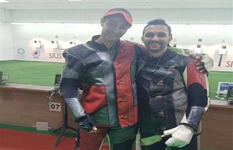 تأهل أول لاعبين مصريين إلى طوكيو عن طريق بطولة إفريقيا للرماية | صور