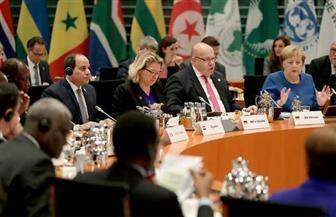 الرئيس السيسي: مصر تغلبت على الكثير من التحديات ودفعت تكلفة كبيرة لمكافحة الإرهاب