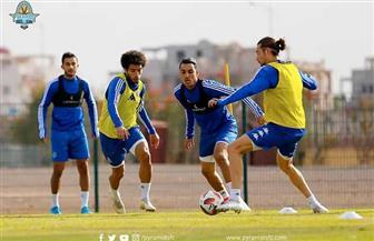 بيراميدز يواصل برنامجه التدريب بمعسكر المغرب