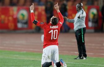 رمضان صبحي يحصد جائزة أفضل لاعب في مباراة مصر وكوت ديفوار