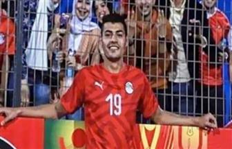 بعد الإنجاز الإفريقي.. عبدالرحمن مجدي ينتظم في مران الإسماعيلي