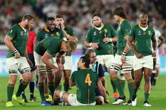 جنوب إفريقيا بطلة العالم في الرجبي للمرة الثالثة