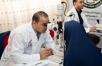 """صندوق تحيا مصر: قوافل """"نور حياة"""" تجري الكشف الطبي على العيون لمواطني 15 محافظة  صور"""