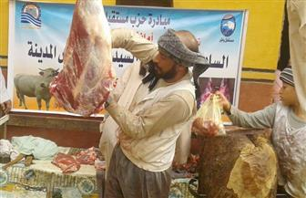 فتح 17 فصلا جديدا لمحو الأمية ومنافذ لبيع اللحوم البلدية بمركز أبوتشت بقنا  صور