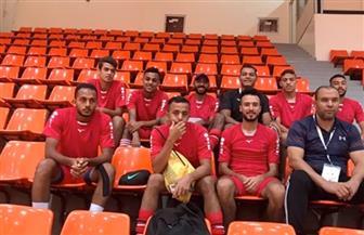 منتخب جامعات مصر يفوز على العراق في بطولة التسامح العربية لكرة الصالات