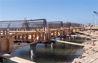 الآثار: إنجاز 30٪ من مشروع حماية الشواطئ حول قلعة قايتباي بالإسكندرية