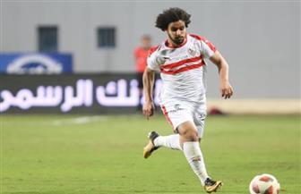 الزمالك يقرر تعديل عقد عبدالله جمعة