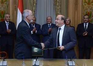 توقيع مذكرة تفاهم بخبرات مصرية سويسرية مشتركة لتحويل المخلفات إلى طاقة