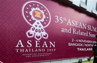 قادة دول جنوب شرق آسيا يبدأون قمتهم بالدعوة إلى فتح السوق الإقليمية