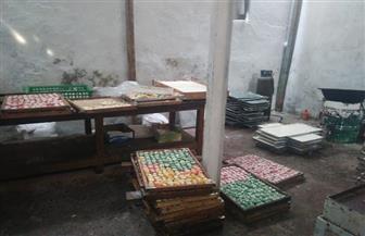 ضبط 250 كيلو حلوى غير صالحة للاستخدام الآدمي في سوهاج