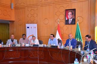 """ختام فعاليات مبادرة """"الوجهة مصر 2030"""" بالإسماعيلية"""