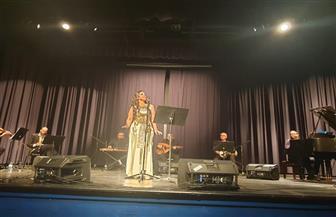 مروة ناجي تتألق في حفلها الأول بكندا | صور