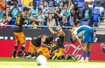 فالنسيا يزيد متاعب إسبانيول في الدوري الإسباني