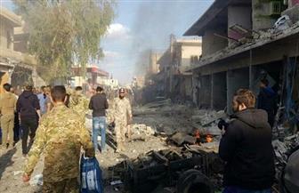 مقتل 13 في انفجار بمدينة تل أبيض السورية على الحدود مع تركيا