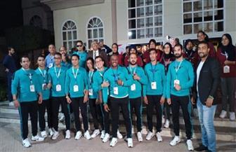منتخب مصر لرفع الأثقال يحصد 14 ميدالية فى بطولة العالم للمكفوفين