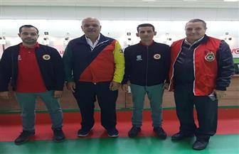 الرامي سامي عبد الرازق يتأهل لأوليمبياد طوكيو 2020