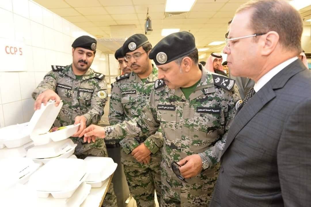 النائب العام المصرى يزور نظيره