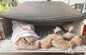 ضبط 60 كيلو لحوم منتهية الصلاحية بمطعم في الفيوم