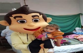 """""""مجلة نور"""" تزور مستشفى أبو الريش للأطفال وتدعو المصريين لدعمه"""