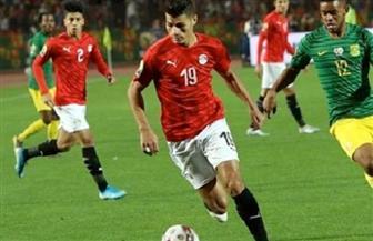 عبد الرحمن مجدي: حققنا هدفنا الأول بالصعود للأوليمبياد ويتبقي الفوز بالبطولة