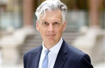 السفير البريطاني يلتقي مسئولي وزارة الكهرباء لبحث سبل التعاون مع الشركات البريطانية