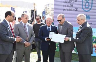 محافظ بورسعيد يشهد احتفال مستشفى أطفال النصر بيوم الطفل العالمي | صور