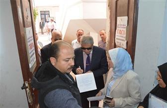 محافظ المنيا يوجه بتخصيص شقة لمواطن من ذوي الاحتياجات الخاصة