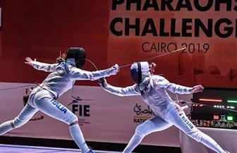 المنتخب الوطني «سيدات» يودع منافسات الفردى فى كأس العالم لسلاح الشيش