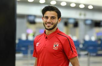 حمدى فتحى يعود إلى القاهرة غدا بعد إجراء جراحة الغضروف