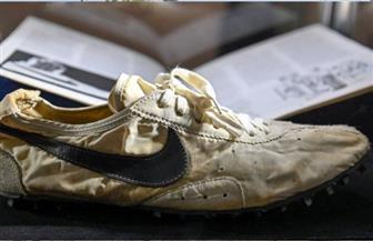 مزاد عالمي لحذاء القمر النادر