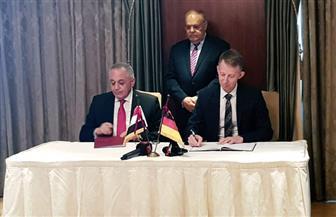 """خلال المشاركة بقمة """"العشرين وإفريقيا"""".. رئيس العربية للتصنيع: 4 اتفاقيات لنقل وتوطين التكنولوجيا الألمانية"""