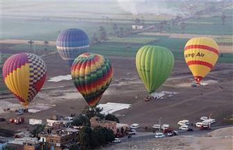 «الطيران المدني» تلغي رحلات البالون بالأقصر