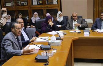 شوشة يحذر رؤساء مدن شمال سيناء من التباطؤ في تنفيذ مشروعات الخطة الاستثمارية | صور