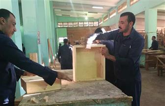 مساعد وزير الداخلية: السجون تحولت إلى مصانع إنتاجية لتدريب السجناء.. ونبيع المنتجات بأسعار مخفضة | صور