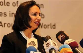 نساء مصر صانعات السلام.. مايا مرسي تكشف محاور أجندة المرأة والأمن | صور