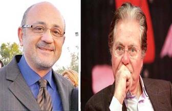 حسين فهمي: لا يوجد فرق بين شريف عرفة المخرج والمنتج.. حياته كلها سينما