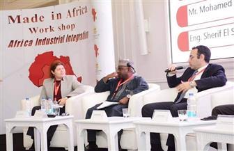 ممثل اتحاد غرف الصناعة في نيجيريا يدعو لتعزيز التجارة البينية