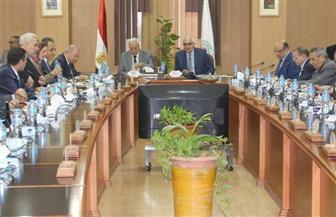 مجلس جامعة المنصورة: ترقية وتعيين 22 عضو هيئة تدريس وتخصيص أرض لإقامة ناد رياضى