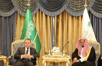 النائب العام يزور نظيره السعودي.. ويتفقد بعض «السجون» في الرياض | صور