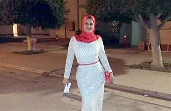 سما المصرى بالحجاب على السجادة الحمراء بمهرجان القاهرة السينمائي41 | صور
