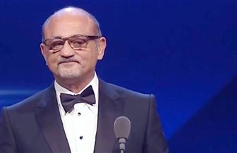 كلمة المخرج شريف عرفة خلال تكريمه بـ«القاهرة السينمائي» | فيديو