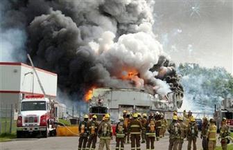 ارتفاع حصيلة ضحايا انفجار بمصنع للألعاب النارية في صقلية الإيطالية إلى 5 قتلى