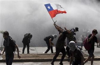 الشرطة التشيلية تنتهك حقوق الأطفال خلال التظاهرات