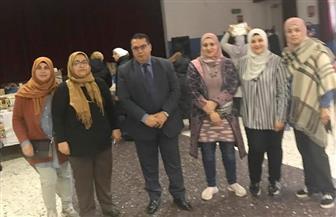القوي العاملة تشارك مصريات بإيطاليا افتتاح معرض للملابس والمأكولات لمواجهة أعباء المعيشة
