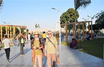عمدة مدينة هيلدسهايم: إنجاز المتحف الآتوني بالمنيا سيعمق علاقتنا العلمية